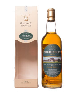 Miltonduff 10Y Gordon & Macphail