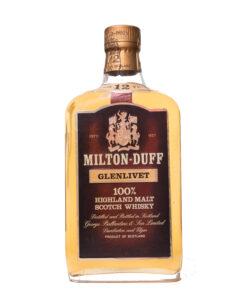 Miltonduff 12Y very old Original