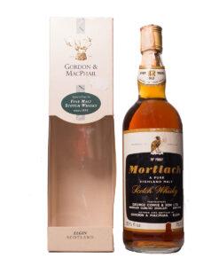 Mortlach 12Y old tall Bottle Gordon & Macphail
