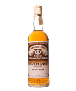 North Port 1968/14Y Connoiseurs Choice early 80s Gordon & Macphail