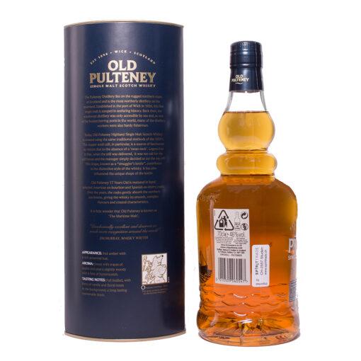 Old Pulteney 17Y Original