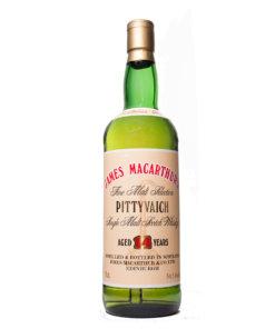 Pittyvaich 14Y James MacArthur