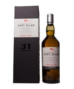 Port Ellen 1978/31Y 10th Release Original