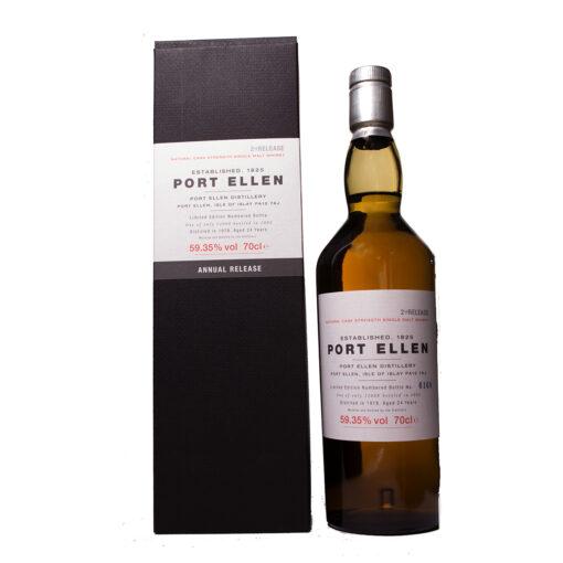 Port Ellen 1978 24Y 2. Release Original