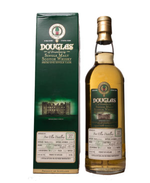 Port Ellen 1983/27Y Douglas of Drumlanrig for Whiskymanufaktur Douglas Laing