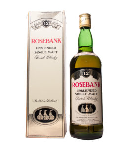 Rosebank 12Y old 3 Potstills Original