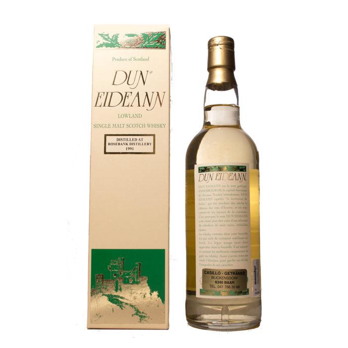Rosebank 1991/10Y Dun Eideann