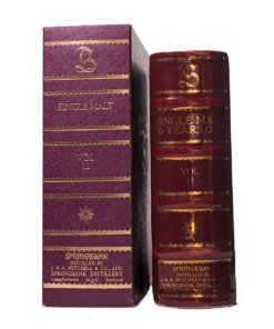 Springbank 10Y red Book Vol II Original