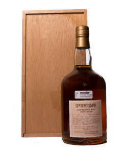 Springbank 10Y Lachs Label Japan Woodenbox Original
