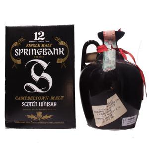 Springbank 12Y Krug 86 US-Proof Original