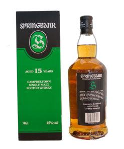 Springbank 15Y Original