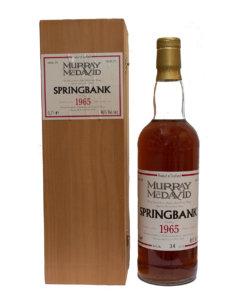 Springbank 1965/34Y Murray McDavid