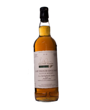 Springbank 1974/27Y Le Club des grands Malts France Ian Macloed