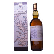Talisker 10Y Map Label OriginalTalisker 10Y Map Label Original