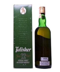 Talisker 12Y J Walker Original