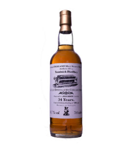 Teaninich 1971 34Y Auld Distillers Jack Wiebers Whisky World