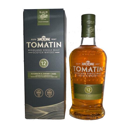 Tomatin 12Y Original