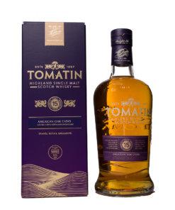 Tomatin 15Y Original (violett)