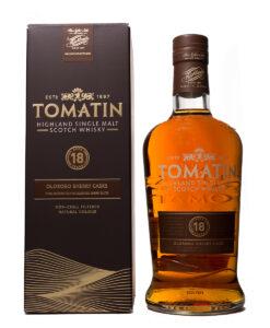 Tomatin 18Y Original