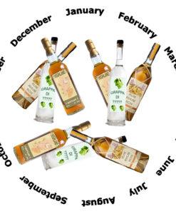 Whisky Grappa Rum Abo 3er