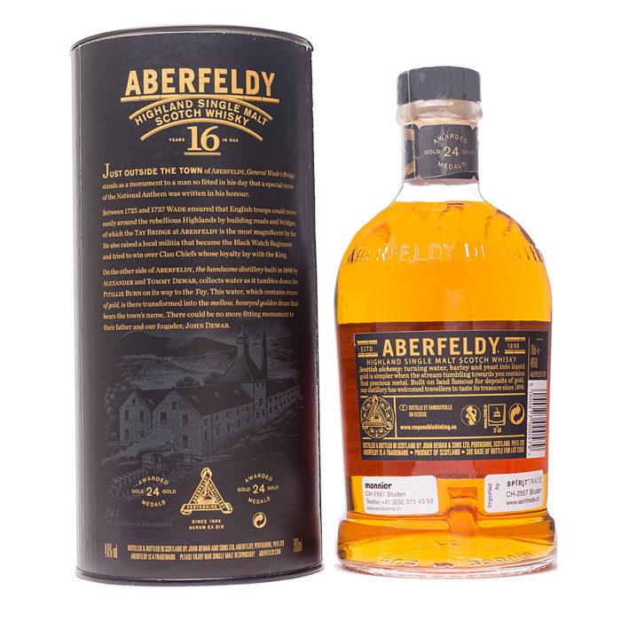Aberfeldy 16Y Original
