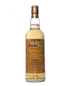 Ardbeg 1991 11Y Spirit of Scotland Gordon & Macphail