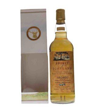Ardbeg 1994 10Y Spirit of Scotland Gordon&Macphail