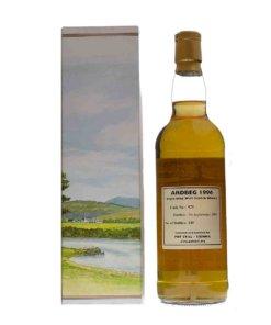 Ardbeg 1996 9Y Spirit of Scotland Gordon&Macphail
