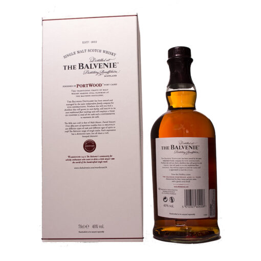 Balvenie 21Y Port Wood Original