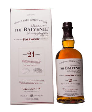 Balvenie 21Y Port Wood Original