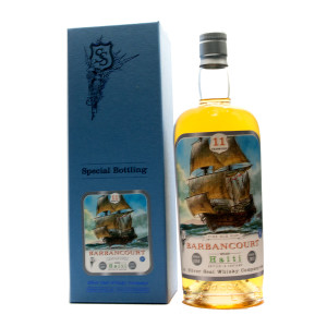 Barbancourt 2004 Single Cask Silver Seal