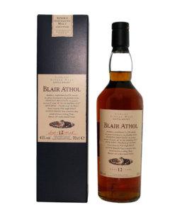 Blair Athol 12Y Fauna&Flora Original