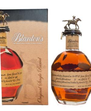 Blanton's Single Barrel Bourbon Original