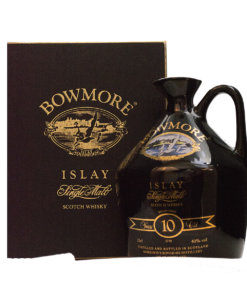 Bowmore 10Y Krug schwarz Original