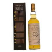 Bowmore 1989/14Y Armagnac Finish Wilson & Morgan