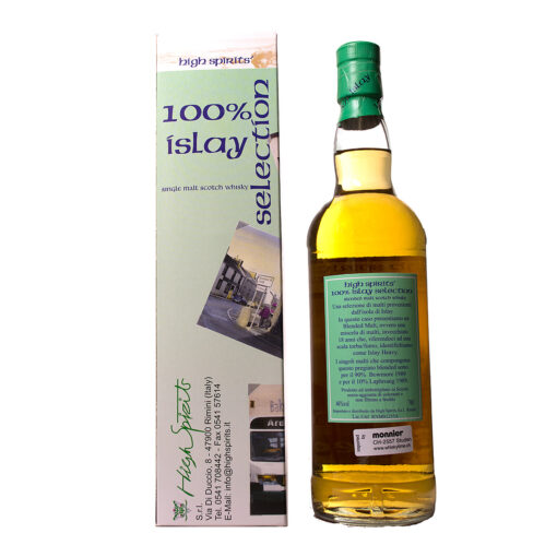 Bowmore 1989/18Y Islay Selection Blend High Spirits