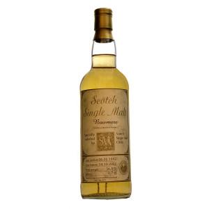 Bowmore 1992/10Y Scotch Single Malt Circle
