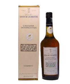 Calvados VSOP Comte Louis de Lauriston