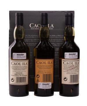 Caol Ila Set 12Y-18Y- Cask Original