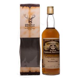 Caperdonich 1968/14Y brown Label Gordon & Macphail
