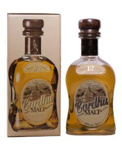 Cardhu 12Y Single Malt Wax & Vitale Italia old eckig Original