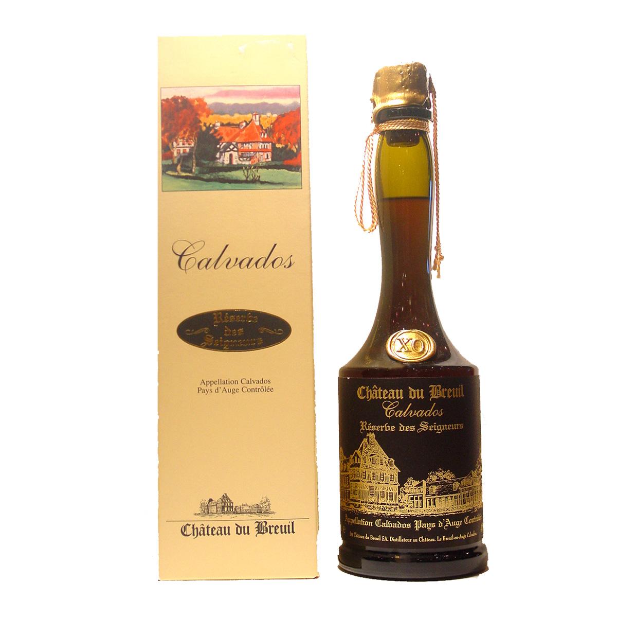 Calvados 15Y Coeur De Breuil