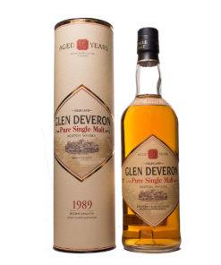 Glen Deveron 1989/10Y Original