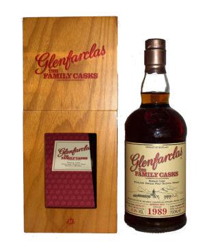 Glenfarclas 1989 Family Cask Original