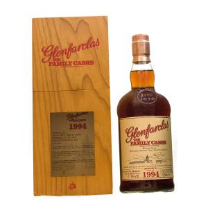 Glenfarclas 1994 Family Cask Original