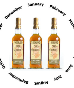 Whisky Abo Highland Fassstark