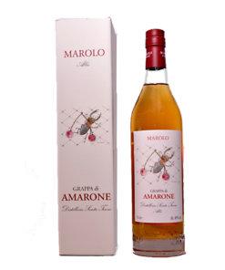 Grappa di Amarone Marolo