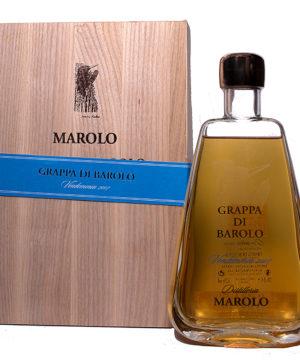 Grappa di Barolo 2007 Marolo