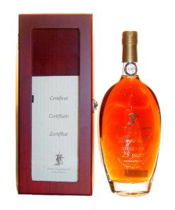 Albert de Montaubert XO silver 25Y Cognac