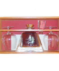 Albert de Montaubert XO gold cristal 50Y Set